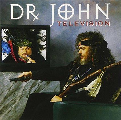 dr. john - television CD 1994 grp mca 11 tracks used mint