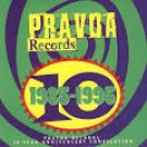 pravda records 1985 - 1995 - 10 year anniversary compilation CD 1995 used mint 18 tracks