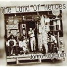 jorma kaukonen - land of heroes CD 1995 relix 10 tracks used mint