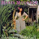 maria muldaur - louisiana love call CD 1992 black top 12 tracks used mint