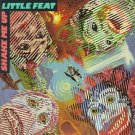 little feat - shake me up CD 1991 morgan creek 11 tracks used mint