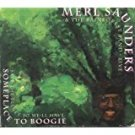 merl saunders & rainforest band live - save the planet so we'll have someplace to boogie CD 2-discs