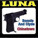 luna - bonnie and clyde + chinatown CD ep 1995 beggars banquet 4 tracks used mint
