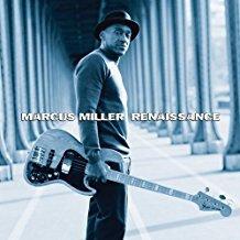 marcus miller - renaissance CD 2012 hannibal concord jazz 13 tracks used mint