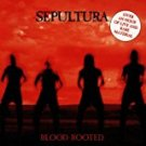 sepultura - blood-rooted CD 1997 roadrunner 18 tracks used mint