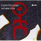 Einsturzende Neubauten - 2x4 CD 1984 1997 reachout international used mint