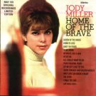 jody miller - home of the brave CD 1998 marginal 29 tracks used mint