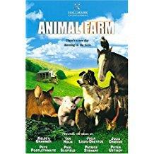 animal farm - kelsey grammer + ian holm DVD 1999 hallmark 91 minutes new