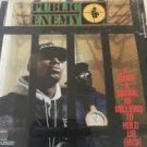 public enemy - it takes a nation of millions to hold us back CD 1988 CBS used mint