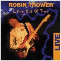 robin trower - living out of time live CD 2005 ruf 13 tracks used mint