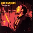 john stephens (john legend) - live at sob's new york city CD 2003 DCN 10 tracks used mint