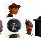 gorillaz - demon days CD + DVD 2005 virgin EMI parlophone new
