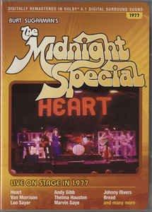 burt sugarman's midnight special - 1977 DVD 2006 guthy-renker new