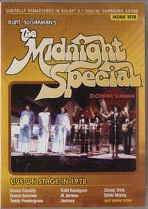 burt sugarman's midnight special - more 1978 DVD 2007 guthy-renker new