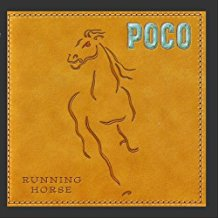 poco - running horse CD autographed 2002 drifter's church 11 tracks used mint