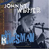 johnny winter - i'm a bluesman CD autographed 2004 virgin 13 tracks used mint