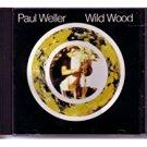 paul weller - wild wood CD 1994 2-discs go! discs polygram used mint