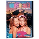 our lips are sealed - mary-kate olsen + ashley olsen DVD 2001 warner 90 mins used mint