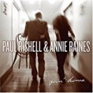 paul rishell & annie raines - goin' home CD autographed 2004 tone-cool artemis 13 tracks used mint