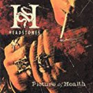headstones - picture of health CD 1994 avalanche 13 tracks used mint