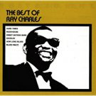 ray charles - best of ray charles CD 1970 atlantic 1543-2 BMG Direct 6 tracks used mint