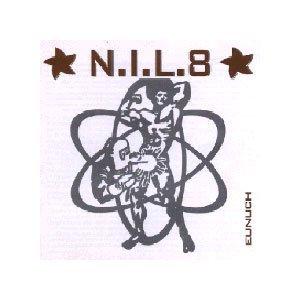 N. I. L. 8 - eunuch CD 1995 fuse feedback 14 tracks used