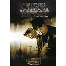 wisin & yandel - music video collection DVD 2007 fresh machete 15 tracks used mint