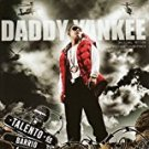 daddy yankee - talento de barrio CD 2008 el cartel machete 15 tracks used