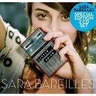 sara bareilles - little voice CD 2-discs 2007 sony 17 tracks used mint