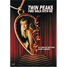 twin peaks - fire walk with me DVD 2002 new line 134 mins widescreen used mint