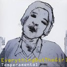 everything but the girl - temperamental CD 1999 atlantic 10 tracks used mint