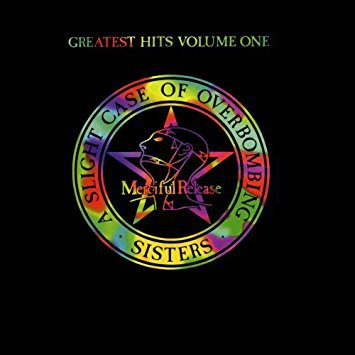 sisters of mercy - a slight case of overbombing CD 1993 warner elektra 12 tracks used mint