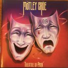 motley crue - theatre of pain CD 1985 elektra 10 tracks used mint