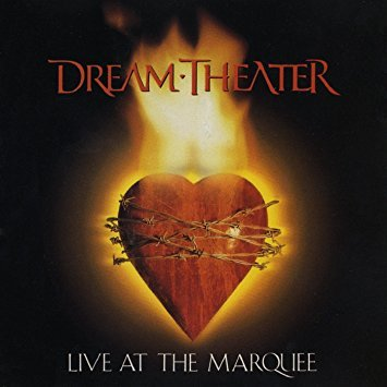 dream theater - live at the marquee CD 1993 WEA ATCO made in Japan 6 tracks used