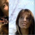 vykki vox - can you feel it? CD webrock records 13 tracks used mint