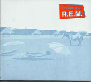 R.E.M. - this book is on R.E.M. CD sonic book new import