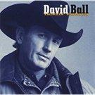 david ball - thinkin problem CD 1994 warner BMG Direct 10 tracks used mint