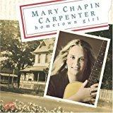 mary chapin carpenter - hometown girl CD 1987 CBS columbia 10 tracks used mint