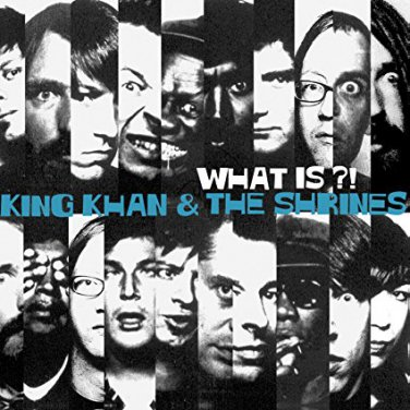 king khan & the shrines - what is?! CD 2009 vice music 14 tracks used mint