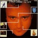 """phil collins - 12""""ers CD 1987 atlantic 6 tracks used mint"""
