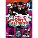 complete monty python's flying circus 16 ton megaset DVD 16-discs 2005 A&E used