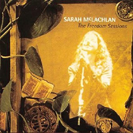 sarah mclachlan - freedom sessions CD-Rom multimedia 1995 arista used mint