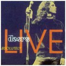 the doors - absolutely live CD 1996 elektra 21 tracks used mint