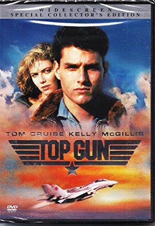 top gun - widescreen special collector's edition DVD 2004 paramount PG region 1 new