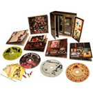 jane's addiction - a cabinet of curiosities deluxe 3CDs + DVD 2009 rhino used