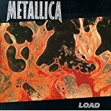 metallica - load CD 1996 blackened 14 tracks used mint