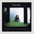 freebo - end of the beginning CD 1999 poppabo 13 tracks used mint