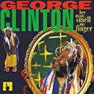 george clinton - hey man ... smell my finger CD 1993 paisley park 14 tracks used