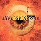 life of agony - soul searching sun CD 1997 all blacks roadrunner 16 tracks used mint