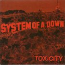 system of a down - toxicity CD + CD-Rom 2001 sony us used mint